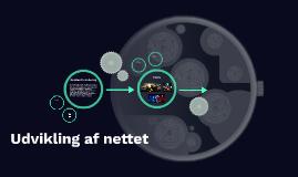 Udvikling af nettet