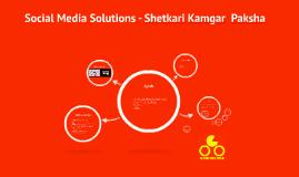 Social Media Solution - SKP