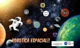 Robotica espacial (1)!!