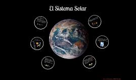 Copy of El sistema solar es un sistema planetario.Esta compuesto por