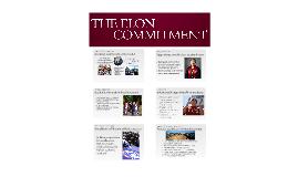 The Elon Commitment goals summary
