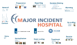 Information Major Incident Hospital cpl