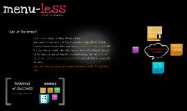 menu-less