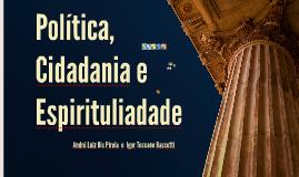 Política, Cidadania e Espiritualidade