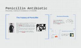 Penicillin Antibiotic