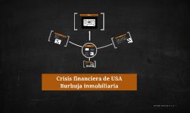 Crisis financiera de USA