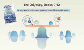The Odyssey Books 9 - 12