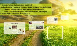 UT 14 - Transição da Idade Média para a Idade Moderna