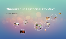 The History of Chanukah