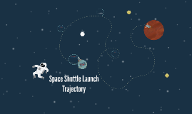 Space Shuttle Launch Tradjectory and Ascent
