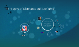 The History of Elephants and Donkey's