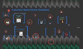 A Streetcar Named Desire Vocabulary