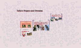 Talia Johns Dreams to Reality