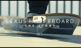 Hoverboard By Lexus