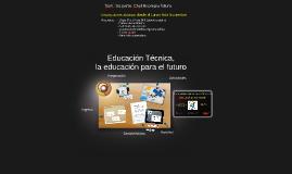Copy of Escuela de Educación Técnica