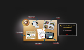Tipos de archivo y sus extensiones