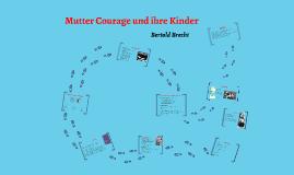 Copy of Mutter Courage und ihre Kinder