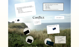 Copy of Conflict in Literature