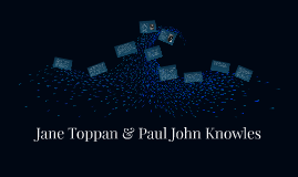 Jane Toppan & Paul John Knowles