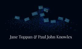 Jane Toppan & Paul John Knowles