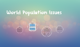 World Population Issues