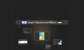 Israel-Palestina konflikten