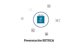 Presentación SETECA