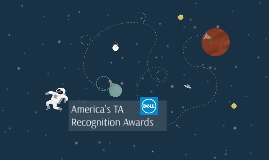 America's TA Recognition Awards