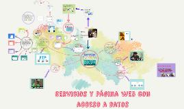 Servicios y Página con acceso a Datos