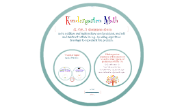 Kindergarten - Observations and Algebraic Thinking (K.OA.2)
