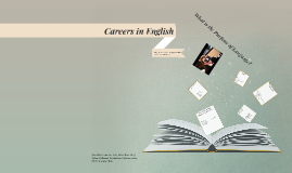 Careers in English