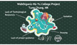 WebOrganic- Ho Yu College