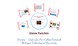 Meet Steve Patchin