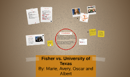 Copy of Fisher vs. University of Texas
