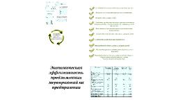 Copy of АНАЛИЗ ИСПОЛЬЗОВАНИЯ ОСНОВНЫХ ФОНДОВ ПРЕДПРИЯТИЯ