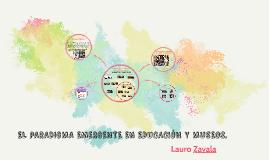 Copy of EL PARADIGMA EMERGENTE EN EDUCACIÓN Y MUSEOS.