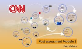 Post assesment Module 2