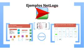Ejemplos NetLogo