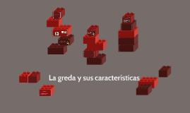 Copy of la greda