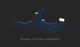 Drewing 10million moviegoers