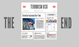 TERRORISM RISK