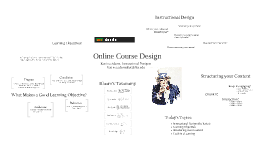 Copy of Online Course Design