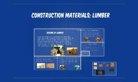 Lumber (Wood)
