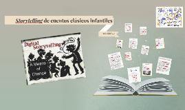 Storytelling de cuentos clásicos infantiles
