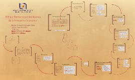 Copy of Estructura de las Normas de Información Financiera