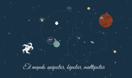 Copy of El mundo bipolar, unipolar, multipolar