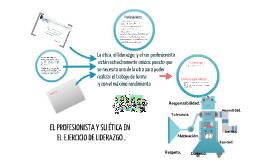 Copy of EL PROFESIONISTA Y SU ÉTICA EN EL EJERCICIO DE LIDERAZGO