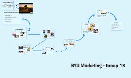 BYU Marketing Group 13