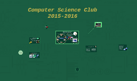 Welcome to Computer Science Club 2015-2016