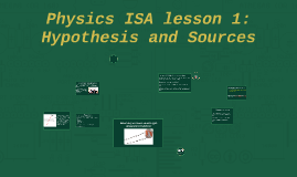 Copy of Practice ISA lesson 1: